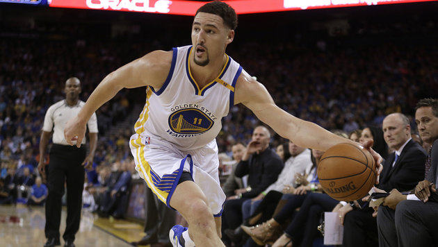 Klay Thompson (Bild: AP)