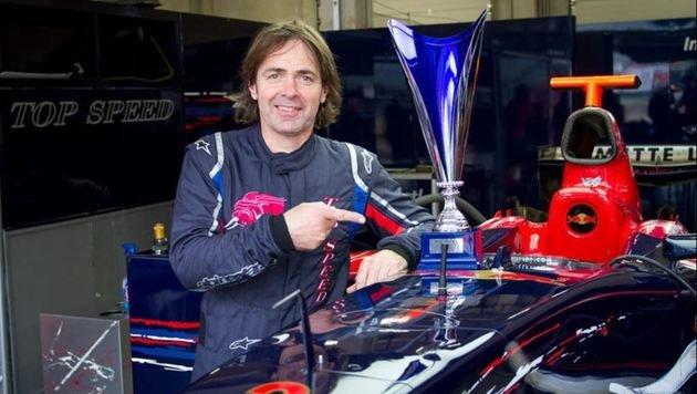 Gerstl räumte im Toro Rosso den Boss GP-Titel ab (Bild: 2013 Michael Kavena)