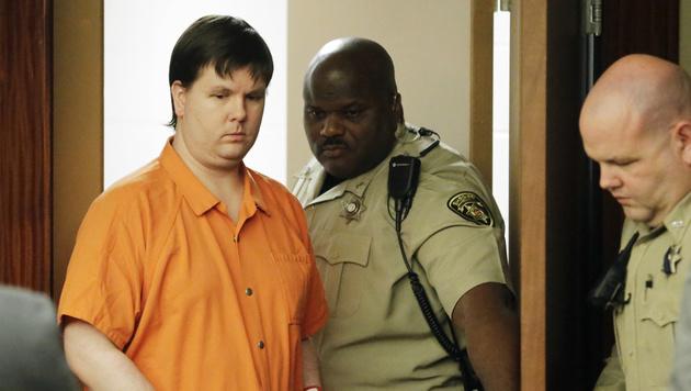 Justin Ross Harris ließ seinen kleinen Sohn qualvoll in einem heißen Auto sterben. (Bild: Associated Press)