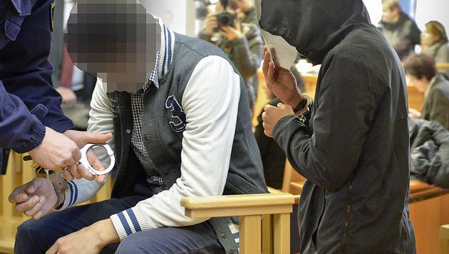 Studentin von Afghanen vergewaltigt: 6 Jahre Haft (Bild: APA/HERBERT NEUBAUER)