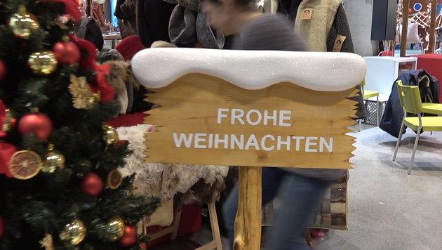 Wie kitschig darf Weihnachten sein? (Bild: krone.at)