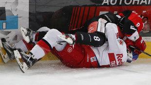 "7:0! Innsbrucks Haie ""zerfetzen"" Red Bull Salzburg (Bild: GEPA)"