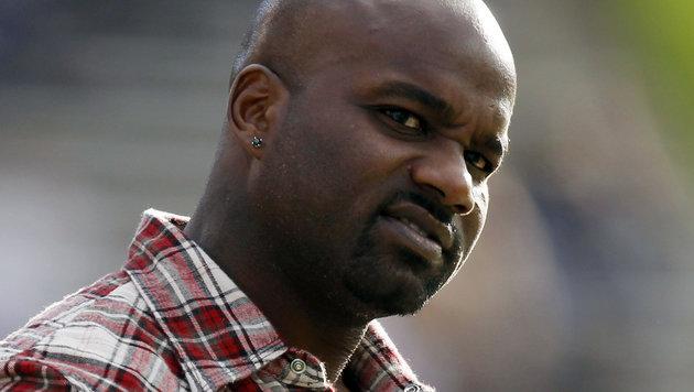 Ex-Football-Star in Park tot aufgefunden (Bild: AP)