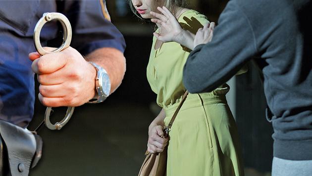 Zahl der Sexattacken durch Asylwerber steigt stark (Bild: APA/BARBARA GINDL, Thinkstockphotos.de)