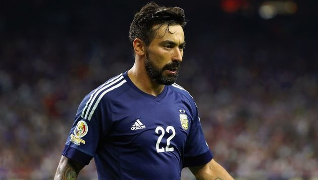 Ezequiel Ivan Lavezzi (Bild: Getty Images)