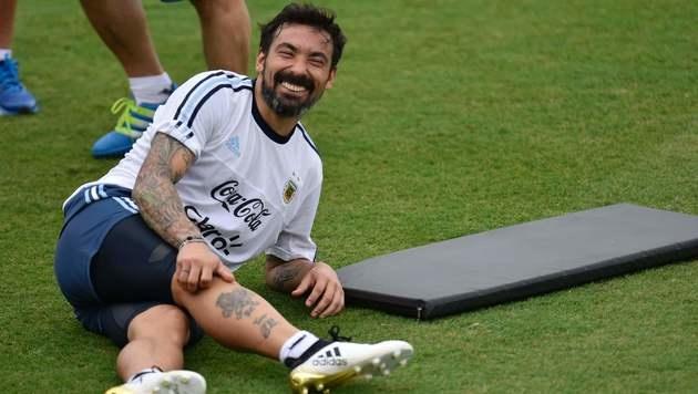Er ist der bestbezahlte Fußballer der Welt (Bild: AFP)