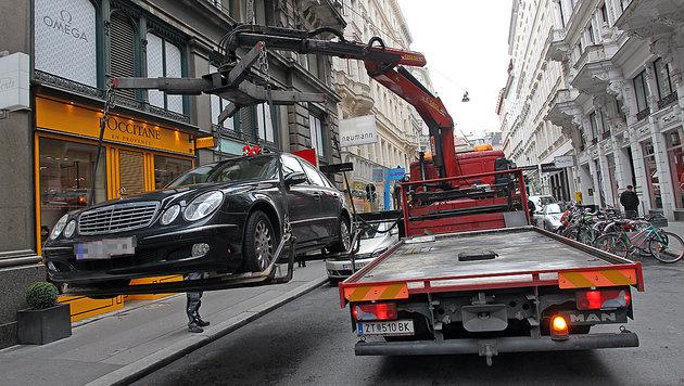 Das wird 2017 in Wien teurer! (Bild: Peter Tomschi)