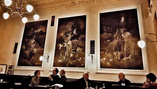 """""""Cafe Ritter in Ottakring: Comeback einer Legende (Bild: facebook.com/Herbert Hütter)"""""""