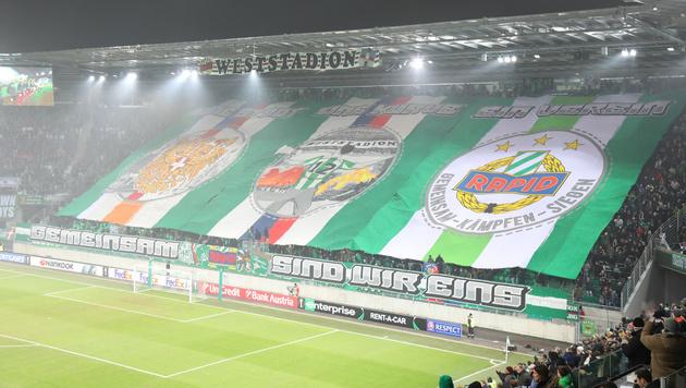 """Rapids Sportchef Bickel: """"Habe immer einen Plan B"""" (Bild: SK Rapid / Ecker & Partner)"""