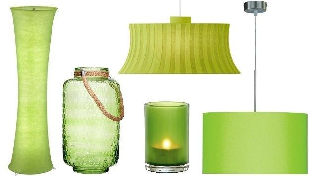 Frisches Grün: Dekorieren Sie mit der Farbe 2017! (Bild: XXXLutz, Ikea)