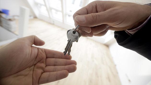 Wohnungen und Häuser werden noch kostspieliger (Bild: APA/GEORG HOCHMUTH)