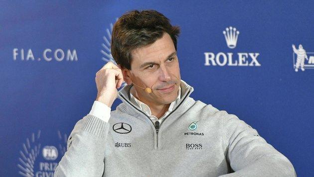 Wolff: Wehrlein noch nicht reif für Mercedes (Bild: APA/HERBERT NEUBAUER)