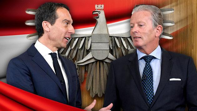 SPÖ sagt Parteitag ab: Zeichen auf Neuwahl? (Bild: APA/Roland Schlager, thinkstockphotos.de)