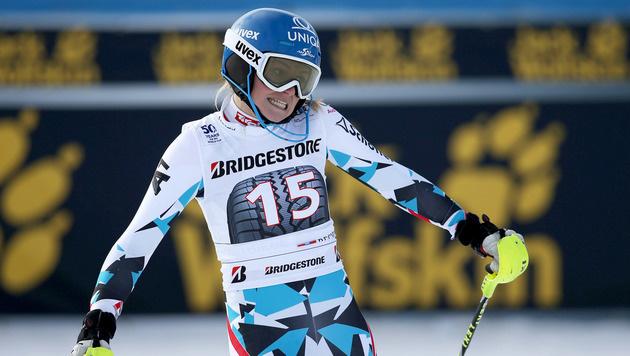 Zweimal Bestzeit! Shiffrin bleibt Slalom-Königin (Bild: GEPA)