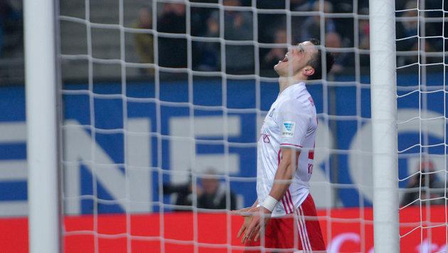 HSV: Beiersdorfer gefeuert! Bruchhagen Nachfolger (Bild: AP)