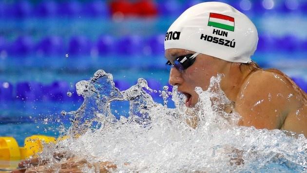 Hosszu stieß mit 6. Gold in neue WM-Dimension vor (Bild: Getty Images)