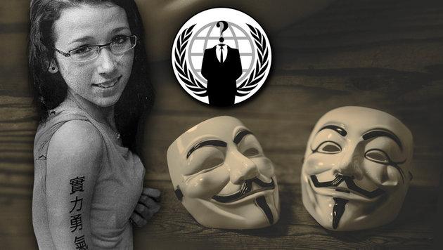 Anonymous brachte Vergewaltiger vor Gericht (Bild: AP, thinkstockphotos.de, wikipedia)