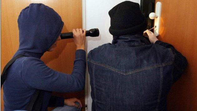 Jugendliche als Serieneinbrecher (Bild: Peter Tomschi)