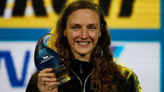 Katinka Hosszu übertraf sich mit 7. WM-Gold selbst (Bild: Getty Images)