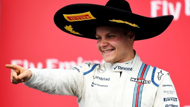 Mercedes will Bottas von Williams loseisen (Bild: APA/AFP/Lars Baron)