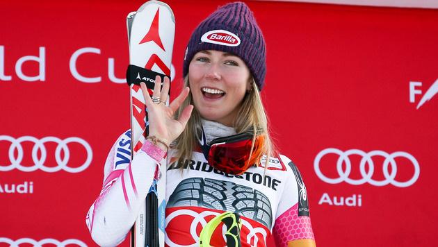 Mikaela Shiffrin (Bild: GEPA)