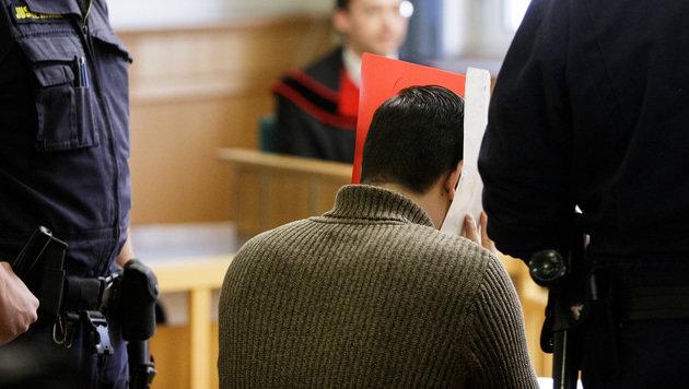Theresienbad-Sextäter zu 7 Jahren Haft verurteilt (Bild: APA/GEORG HOCHMUTH)