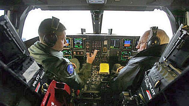 Eine Flugstunde mit Bomber B-2 kostet 122.000 € (Bild: Wikipedia)
