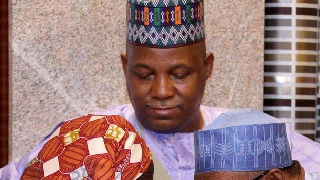 Der Gouverneur von Borno, Kashim Shettima (Bild: APA/AFP/STRINGER)