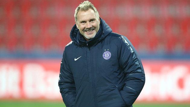 """Austria-Trainer Fink: """"Besser als bei Bayern!"""" (Bild: GEPA)"""