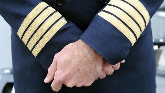 US-Studie: Jeder achte Pilot hat Depressionen (Bild: APA/dpa/Valentin Gensch)