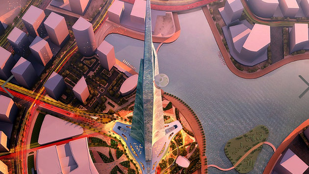 """Jeddah Tower"" (Bild: Screenshot/Adrian Smith & Gordon Gill Architecture)"