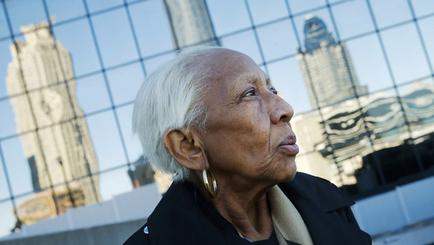 Doris Payne im Jänner 2016 (Bild: ASSOCIATED PRESS)