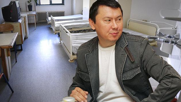 Justizbeamter tötete Ex-Botschafter Aliyev (Bild: APA/HELMUT FOHRINGER, Andi Schiel)