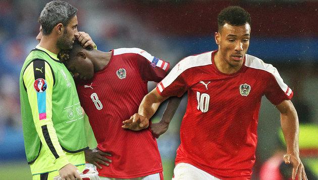"""Onisiwo: """"EM-Misserfolg macht ÖFB-Team stärker!"""" (Bild: GEPA)"""