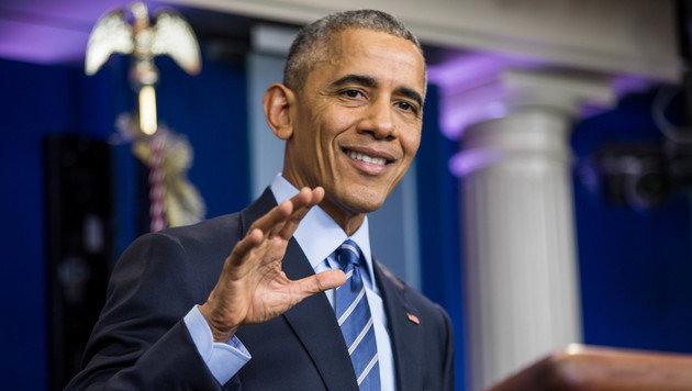 """Die bizarre """"Parallelpräsidentschaft"""" in den USA (Bild: APA/AFP/ZACH GIBSON)"""