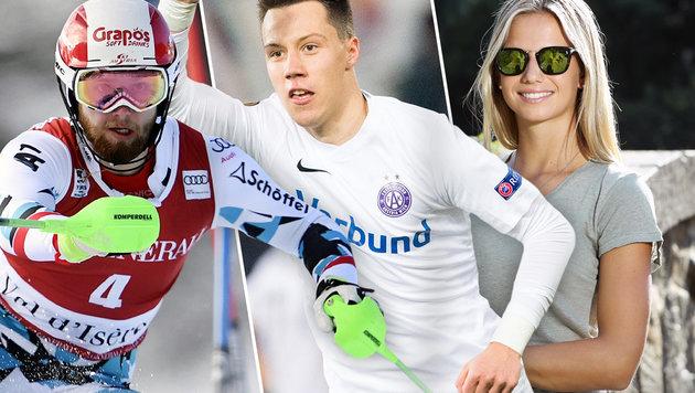 Das sind Österreichs Sportstars der Zukunft (Bild: APA/AFP/PHILIPPE DESMAZES, APA/GEORG HOCHMUTH, GEPA)