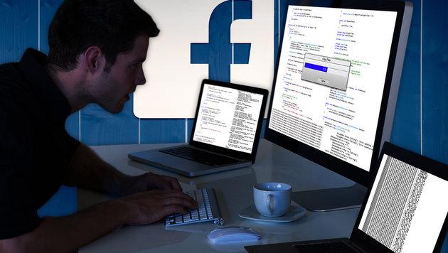"""Facebook: """"Wollen nicht entscheiden, was wahr ist"""" (Bild: APA/dpa/Daniel Reinhardt, thinkstockphotos.de)"""