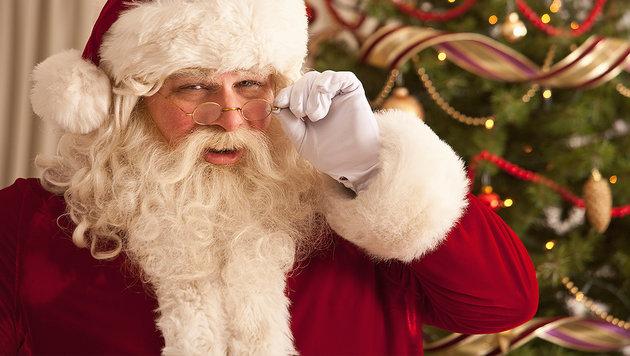 Weihnachtsmann ist keine Erfindung  von Coca-Cola (Bild: thinkstockphotos.de)