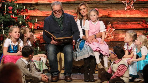 """Zauberhafte Weihnacht im Land der """"Stillen Nacht"""" (Bild: ORF)"""