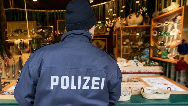 """Kind als Terrorist: """"Das ist ganz neu in Europa"""" (Bild: APA/dpa/Axel Heimken (Symbolbild))"""