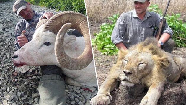 Berüchtigter jagender Tierarzt stürzte zu Tode (Bild: instagram.com)