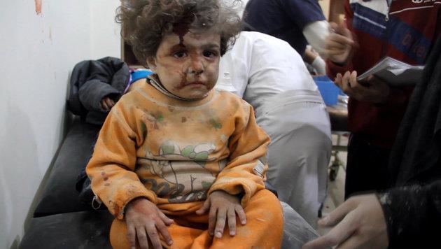 Syrien - das sind wir alle! (Bild: twitter.com)