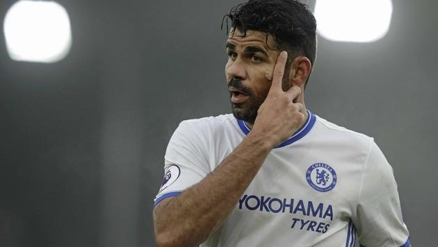 Chelsea siegt dank Diego Costa (Bild: AP)