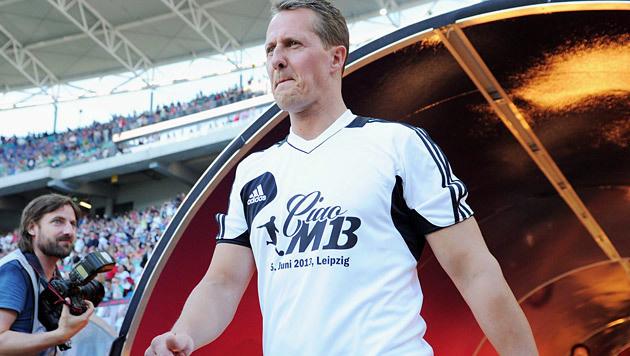 Eine Million Euro für ein Schumacher-Foto? (Bild: GEPA)