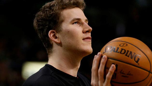 NBA: Jakob Pöltl bei Toronto-Pleite nur Zuschauer (Bild: GEPA)