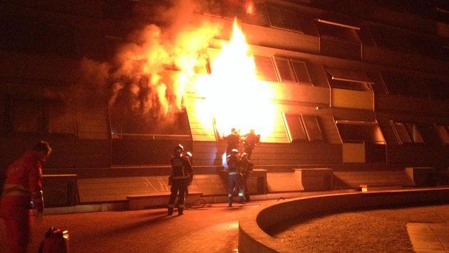 Brand in Kinderzimmer: Zwei Mädchen tot (Bild: zeitungsfoto.at/Liebl Daniel)