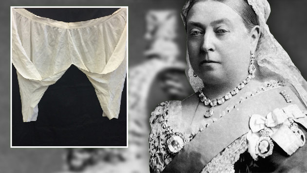 Kein Käufer für Unterhose von Queen Victoria (Bild: Alexander Bassano (gemeinfrei), Henry Aldridge and Son in Devize)