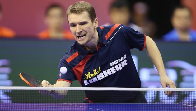 Werner Schlager schließt seine Tischtennis-Academy (Bild: GEPA)
