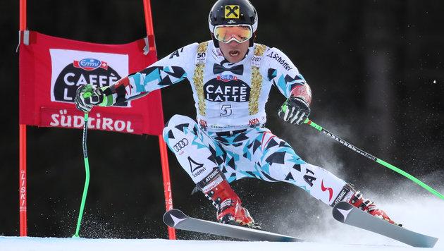 Hirscher pfeilschnell: Rekordsieg in Alta Badia! (Bild: GEPA)