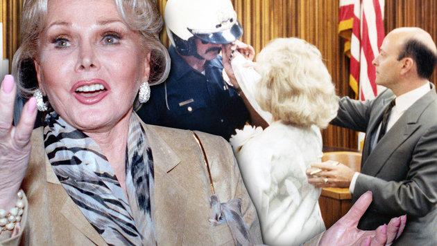 Ewige Hollywood-Diva Zsa Zsa Gabor ist tot (Bild: AP)